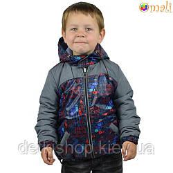 Куртка на нейлоновой подкладке «Гонки» Omali