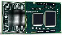Замена и реболлинг BGA процессора в ноутбуке