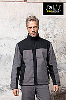 Мужская двухцветная рабочая куртка SOL'S IMPACT PRO-01565, 3 расцветки, Производитель: Sols