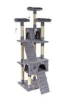 Домик для кота Когтеточка 170CM XXL, фото 1
