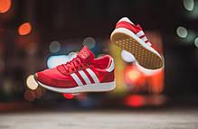 Мужские кроссовки Adidas Iniki I-5923 Runner Boost Red BY9728, Адидас Иники Ранер I-5923, фото 2