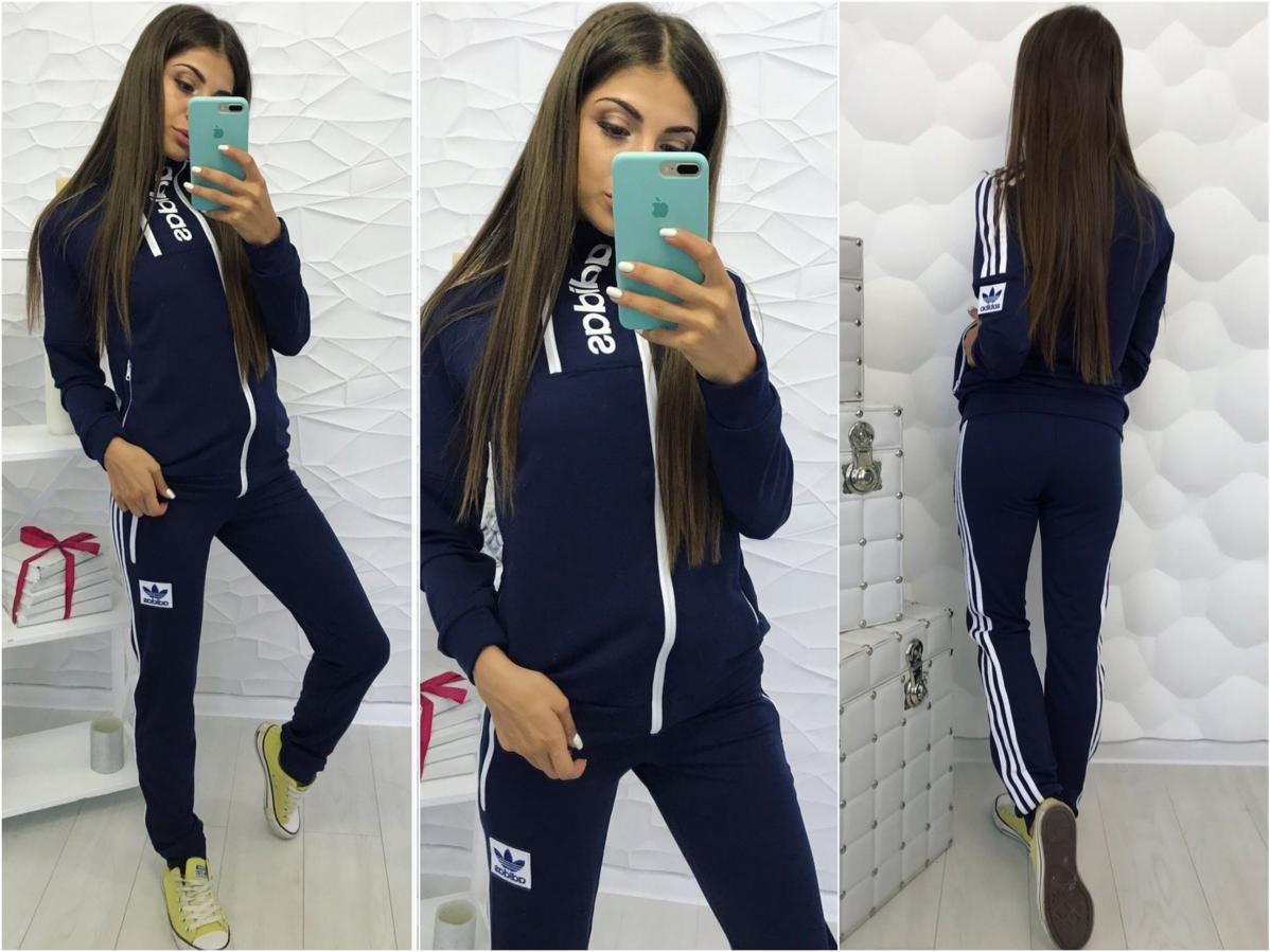 34d078624a87 Женский спортивный костюм шеврон Адидас -полоски  продажа, цена в ...
