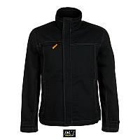 Мужская однотонная рабочая куртка SOL'S FORCE PRO-01566, 3 расцветки, Производитель: Sols