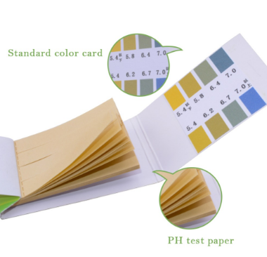 Лакмусовая бумага в домашних условиях 162