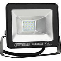 Прожектор LED HOROZ ELECTRIC PUMA-10 10w зеленый IP65