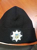 Шапка полицейская с кокардой