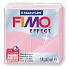 Брусок Fimo Effect роза пастель 205 - 56гр.