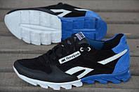 Мужские кожаные кроссовки Reebok 41
