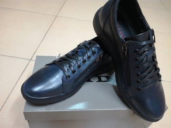 Новинка!Туфли  мужские из натуральной кожи МИДА 110365., фото 2