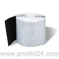 Бутилкаучуковая лента 50мм*20м.п. дублированная нетканым полотном