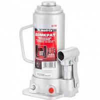 Домкрат гидравлический бутылочный, 10 т, h подъема 230–460 мм// MTX MASTER