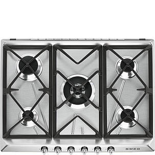 Газова варильна панель Smeg SR975XGH, фото 2