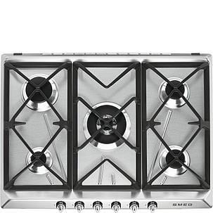 Газовая варочная панель Smeg SR975XGH , фото 2