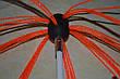 TORNADO Hansa роторный набор для чистки дымохода под дрель (Литва), фото 2