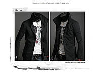 Мужская куртка-пиджак без подклада Жеки