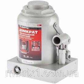 Домкрат гідравлічний пляшковий, 30 т, h підйому 240-370 мм// MTX MASTER