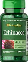 Эхинацея  Puritan's Pride Echinacea 400 mg 100 Capsule
