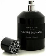 Оригинал Herve Gambs Ombre Sauvage 100ml edp Нишевая Парфюмерия Унисекс Эрве Гамбс Омбре Саваж