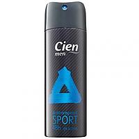 Мужской дезодорант-спрей Cien Men Anti Transpirant Sport, 200 мл