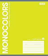 Тетрадь А5 12 листов клетка 1 Вересня MonoColors-17 760473-24
