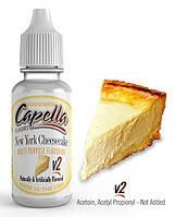 Capella New York Cheesecake v2 Flavor (Нью-Йоркский чизкейк) 5 мл