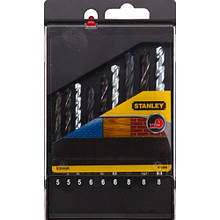 Набор свёрл STANLEY STA56005 (США/Китай)