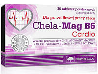 Olimp Chela-Mag B6 Cardio 30 tabs