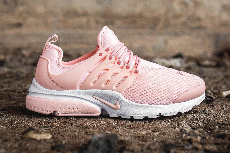 Женские кроссовки Nike Air presto sunset tint. Живое фото. Топ качество! (Реплика ААА+)