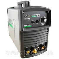 Аргоновый сварочный аппарат Патон AДИ-L-200P AC DC