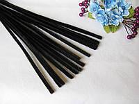 Синельная Проволока Черного 30 см, фото 1