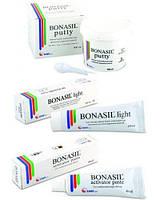 Бонасил (бонасіл) (BONASIL), С-силиконовая оттискная слепочная масса, НАБОР