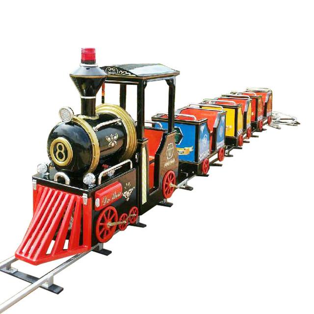 ЖД и паровозы