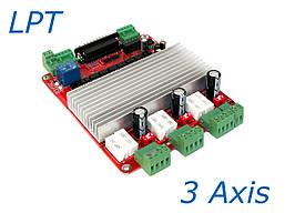 Контроллер ЧПУ на 3 оси 3.5А CNC RED, фото 2