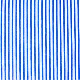 Ткань поплин-коттон стрейчевый в полоску (дизайн 8), фото 2