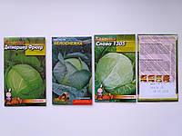 Пакетированные семена капусты