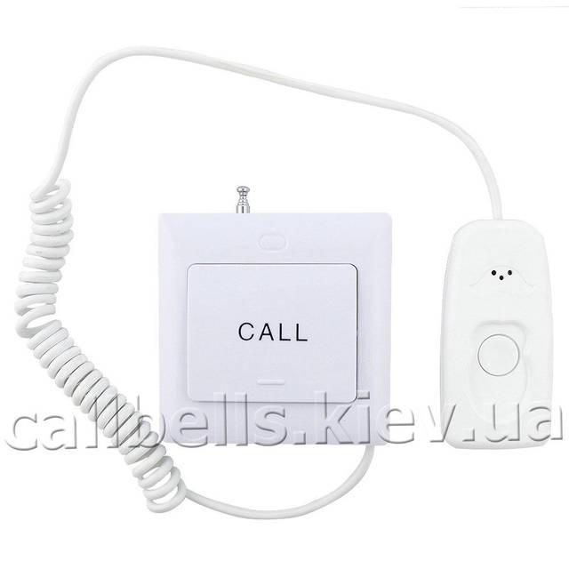 фото кнопки виклику для пацієнта RECS R-109