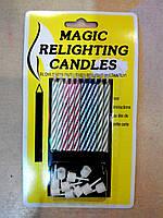 Свечи магические незадуваемые 10шт/уп