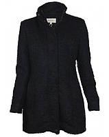 21474 Пальто черное Desires