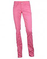 21492 Джинсы розовые CNC