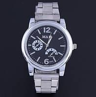 Мужские часы M&H черные mw18