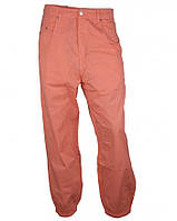 Брюки-джогерсы оранжевые Bjorkvin