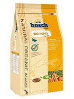 Bosch Bio Puppy (Бош Био Паппи ) 11,5 кг для щенков с морковью