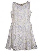 Платье с тиснением Yumi 14(46-48)