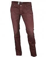 20164 джинсы коричневые  WESC