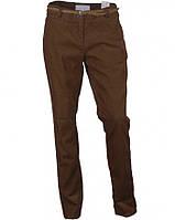 Брюки вельветовые коричневые хлопковые S.OLIVER, размер 38/34