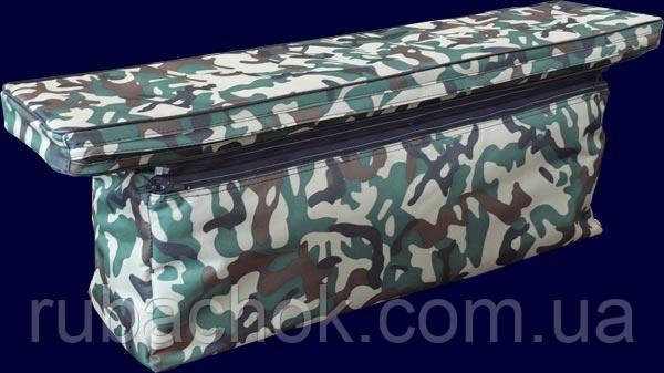 """Накладка для сидение """"65"""" под сидение с сумкой"""