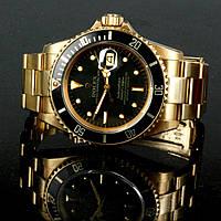 Часы наручные мужские Rolex Daytona gold-black