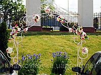 Кованая арка Харьков