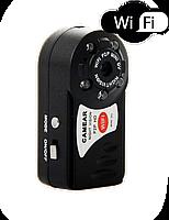Ip wifi беспроводная мини камера