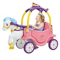 Карета-каталка с лошадью Little Tikes 642326